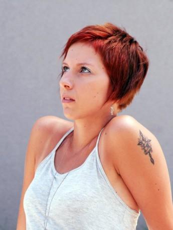 vlasy krátké vlasy mají velké výhody a je jich hodně mezi ...